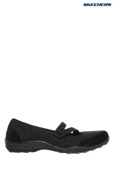 Skechers® Black Breathe Easy Pretty Swagger Shoe