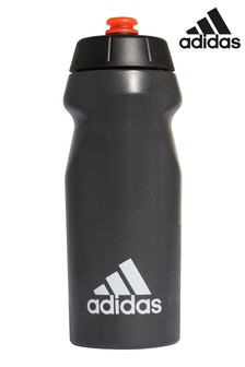 adidas Black 0.5L Water Bottle