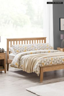 Oak Tetbury Bed By Julian Bowen
