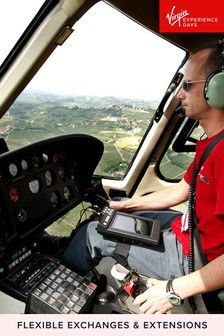 Helicopter Buzz Flight For One Gift by Virgin Experience Days