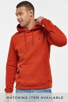 Orange Overhead Hoody Jersey