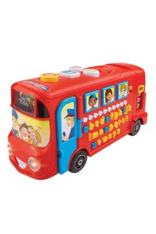 VTech Toddler Playtime Bus With Phonics 150003