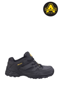 Amblers Safety Black FS68C Fully Composite Safety Trainers