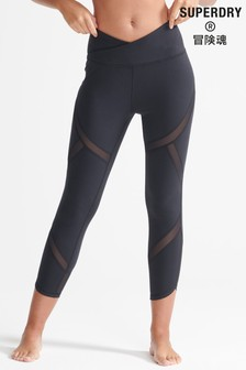 Superdry Sport Flex Mesh Leggings
