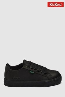 76d95a46 Black Kickers® Black Tovni Lace-Up Trainer