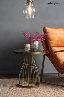 Southgate Bronze Side Table By Hudson Living