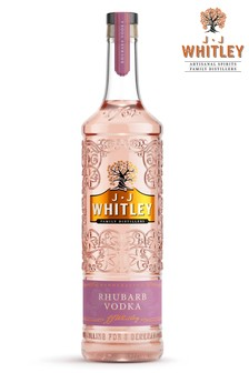 Rhubarb Vodka 70cl by JJ Whitley