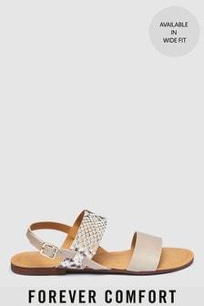 Für Damen, Schuhe, Sandaletten, Animalprint   Next Deutschland