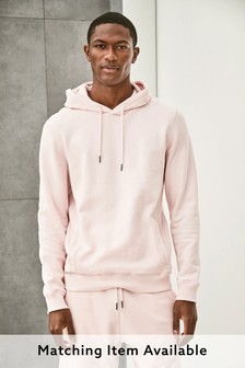 Pink Overhead Hoody Jersey