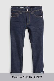 Rinse Regular Fit Five Pocket Jeans (3-16yrs)