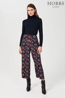 Hobbs Blue Lauren Trousers