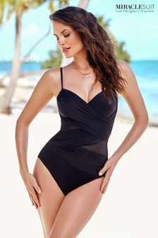 Miraclesuit® Black Mystify DD Swimsuit