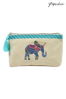 Paperchase Woven Make-Up Bag