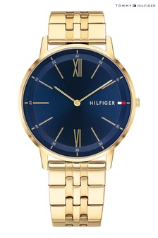 Tommy Hilfiger Blue Dial Watch
