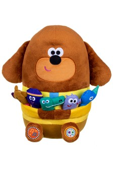 Multi Hey Duggee and Musical Squirrels Soft Toy