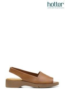 Hotter Nimble Slip-On Open Sandals
