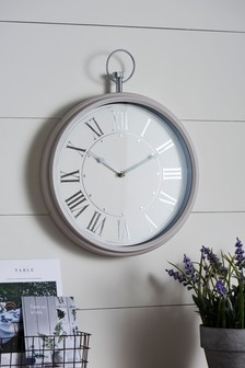 Pretty Vintage Wall Clock
