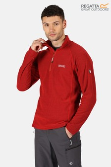 Regatta Red Kenger Half Zip Fleece