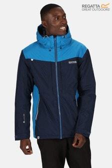 Regatta Blue Highton Stretch Waterproof Jacket