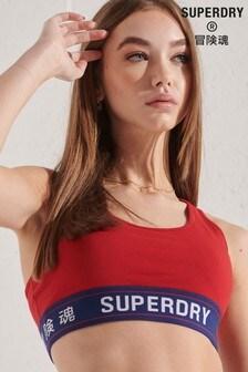 Superdry Sportstyle Essential Crop Bra