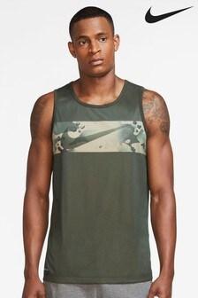Nike Legend Camo Swoosh Training Vest