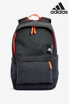 adidas Black/Orange Classic Backpack