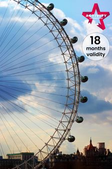 A Romantic Getaway & The Coca-Cola London Eye Champagne Experience by Activity Superstore