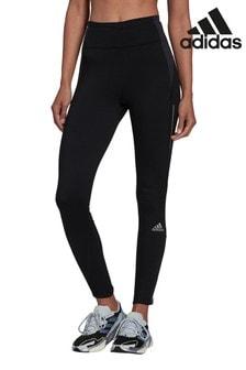 adidas Black Own The Run Warm Leggings