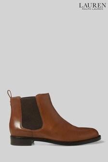Lauren Ralph Lauren Haana Leather Boots