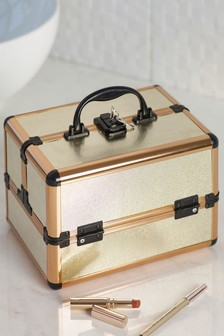 NX Gold Vanity Case