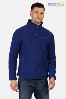 Regatta Blue Garrian Full Zip Fleece