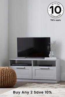 Grey Flynn TV Stand