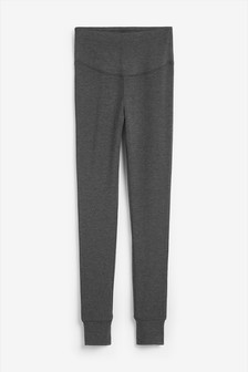 Grey Star Velour Leggings