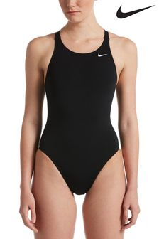 Nike Poly Solid Fastback Swimsuit