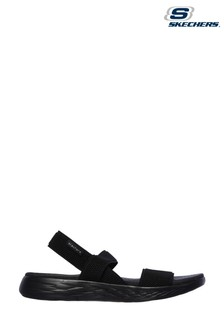 Skechers® Black On The Go 600 Flawless Sandal