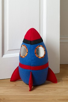 Space Rocket Doorstop