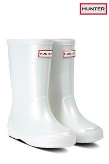 Hunter Kids First Nebula Wellington Boots