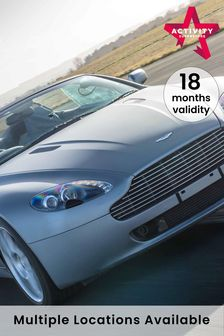 Aston Martin Blast Gift Experience by Activity Superstore