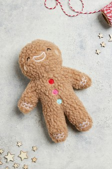 George the Gingerbread Plush