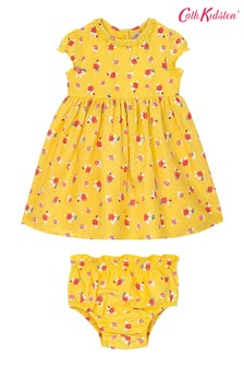 Cath Kidston® Baby Greenwich Flowers Ditsy Emily Dress