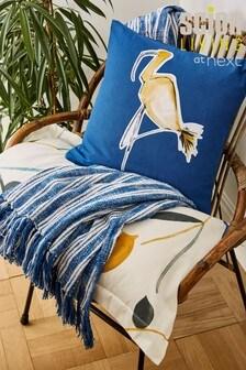 Scion Oxalis Bird Cushion