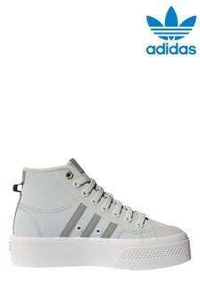 adidas Originals White Trainers