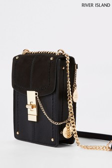 3747a667e0 Buy Black Black Bags Bags Riverisland Riverisland from the Next UK ...