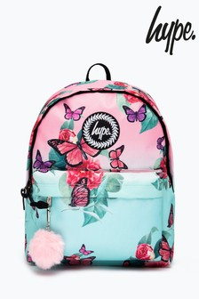 Hype. Butterfly Fade Backpack