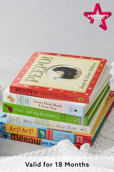 Baby Book Club 6 Month Subscription by Activity Superstore