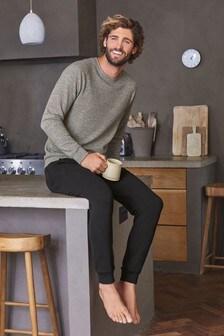 Grey Stretch Comfort Pyjama Set