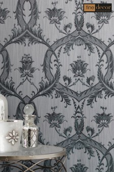 Milano 7 Damask Wallpaper by Fine Décor