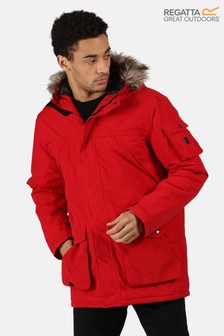 Regatta Red Salinger II Waterproof Jacket