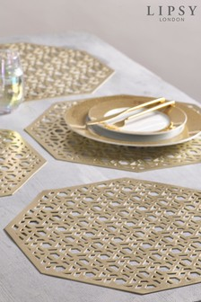 Lipsy Set of 4 Placemats