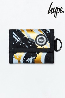 Hype. Liquid Gold Marble Wallet